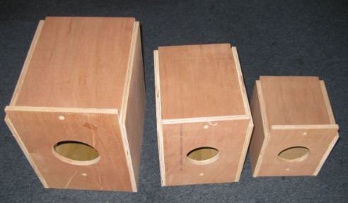 how to build a quaker parrot nest box